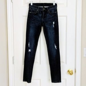 Nordstrom Edyson 'Sloan' Distressed Skinny Jeans